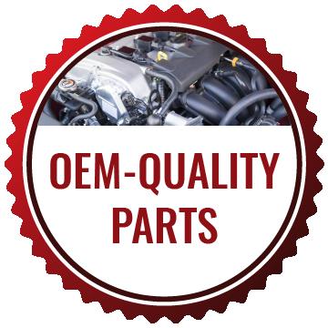 oem-quality parts